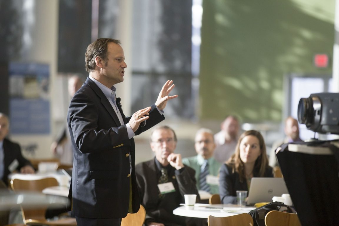 Vortrag, Public Speaking, Kurse bei CR Seminare