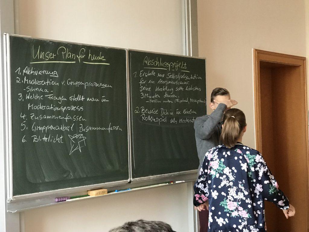 Schülerseminar Besser Kommunizieren - CR Seminare