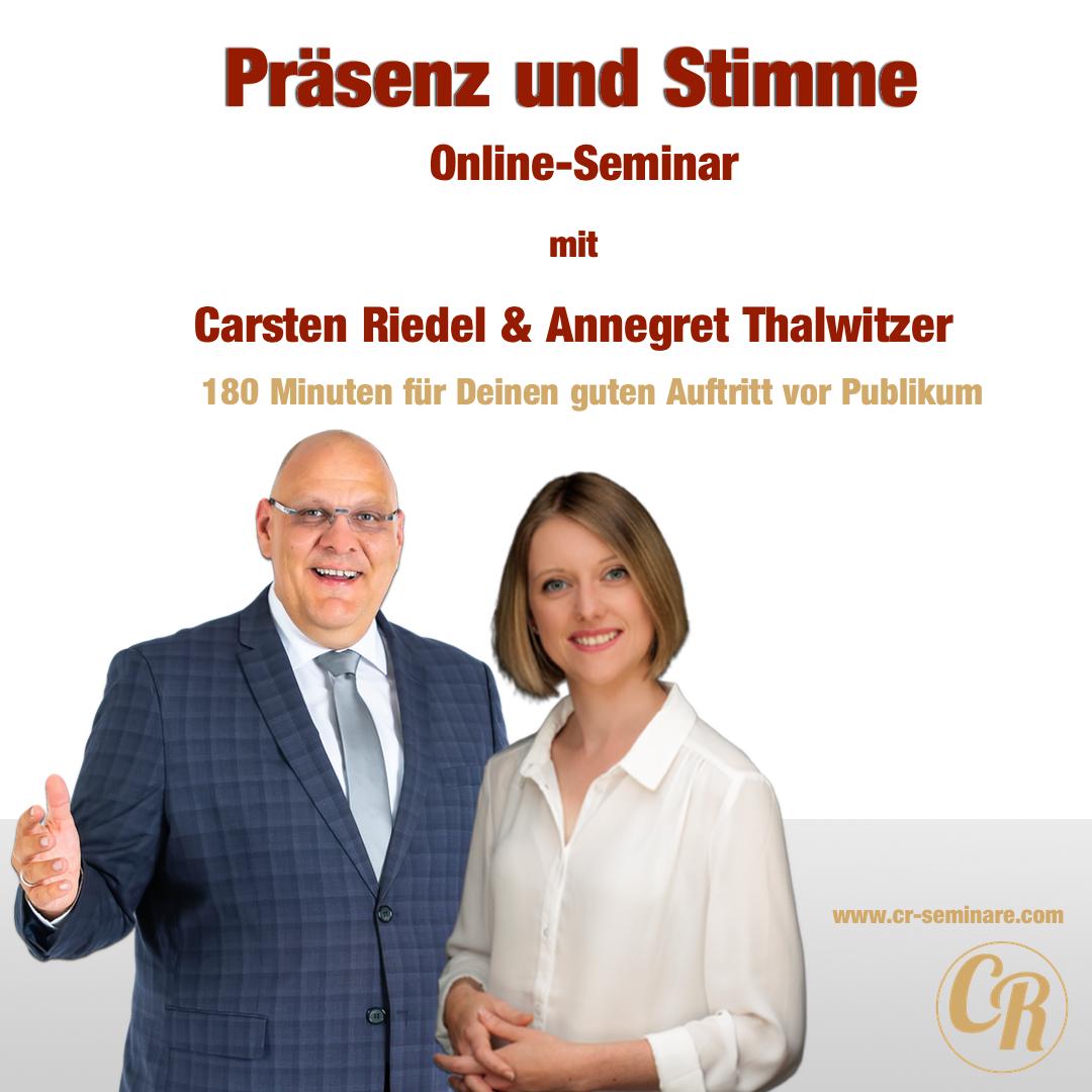 Onlineseminar Präsenz Und Stimme, Onlinetraining Präsenz Und Stimme